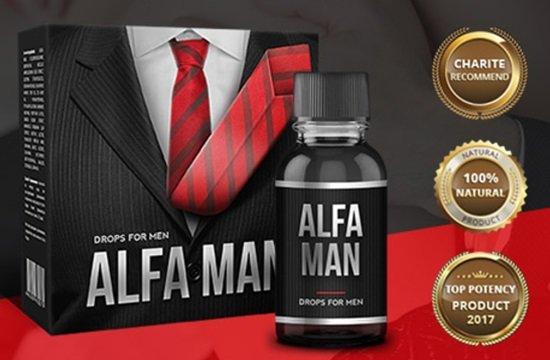alfa man купить